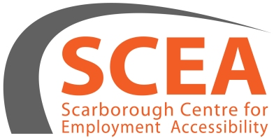 The Scarborough Centre for Employment Accessibility (SCEA) is a fully accessible, drop-in employment resource centre to assist job ready individuals to prepare for employment or self-employment. SCEA is open to all job seekers, including people with a disability, who are unemployed or under-employed, newcomers, Ontario Works, ODSP recipients, youth and adults. We offer access to a variety of specialized employment-related information, equipment, self-help resources, materials and tools. All of our services are free.