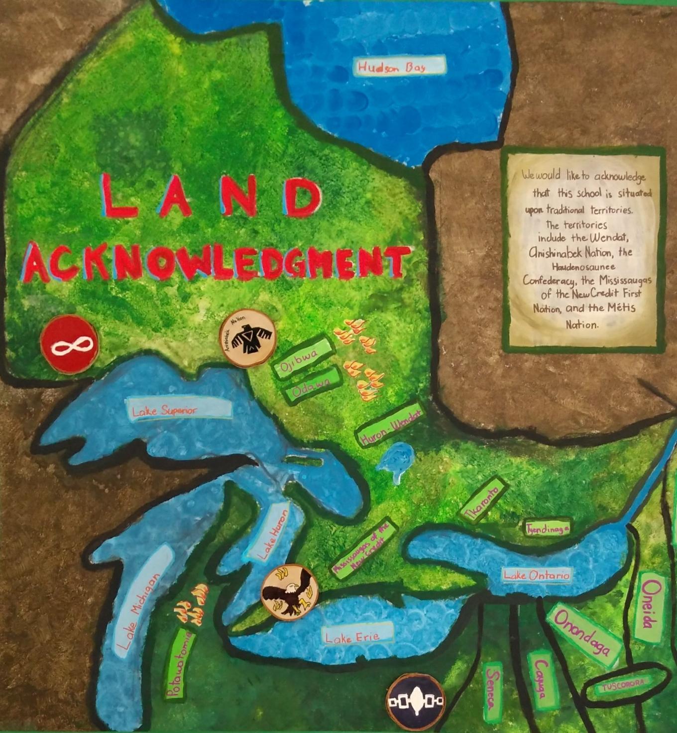 Faywood Land Acnowledgment