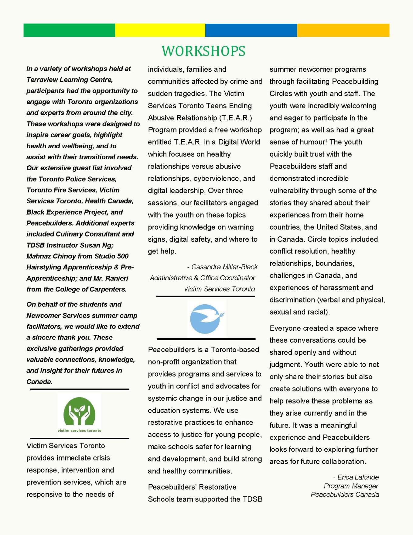 Refugee Youth Program _ Summer Newsletter 2018_Pg1_Page_5
